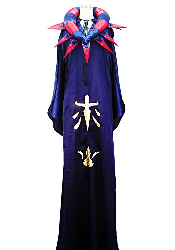 Cosonsen Fate/Zero Caster Gilles de Rais Cosplay Costume Full Set All Size Custom Made (Men XXL) by Cosplayonsen
