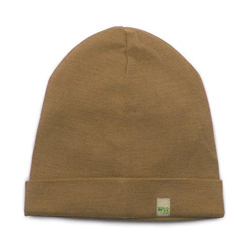 Minus33 Merino Wool Ridge Cuff Beanie Desert Sand One Size