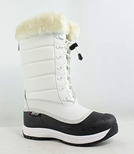 nd Snow Boot,White,7 M US ()