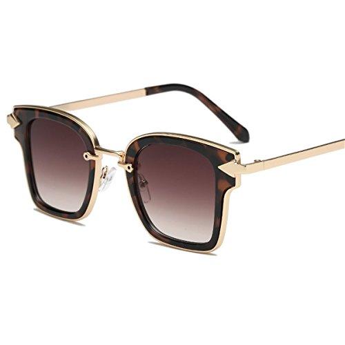 XGLASS Caja Con Misma De De De Hombres Gafas La Moda Personalidad Gafas De Sol De Sol Mujeres De A Y Flecha rqr1T6wx