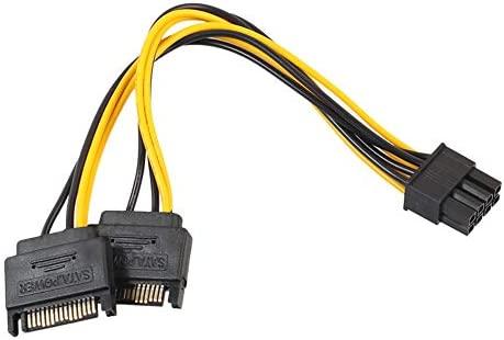 Dandeliondeme - Cable de alimentación para Tarjeta gráfica de ...