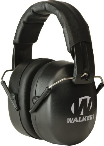 Walkers EXT Range Shooting Folding Muff, 34 NRR (Wave Walker)