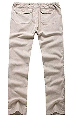 Détendu Short Eté Pantalon Hommes Shorts Confortable Kaki Pants Poches Loisirs 4 Avec Targogo Mouvement Capri 3 Cargo Régulier qH7ftwOw