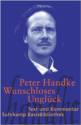 Wunschloses Unglck: 38: Amazon.es: Handke, Peter, Hller, Hans: Libros en idiomas extranjeros