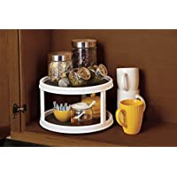 Copco Non-Skid Cabinet Turntable - jars in cabinet 2