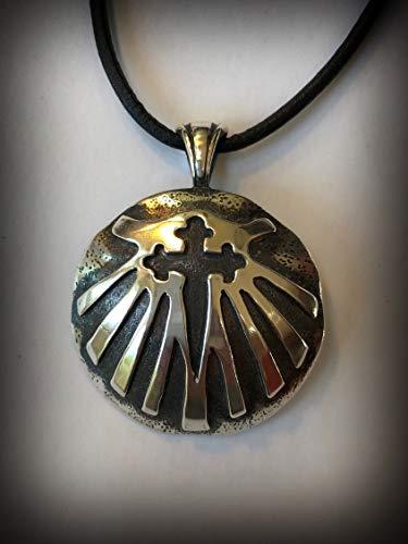 Cross of St. James Pendant ()