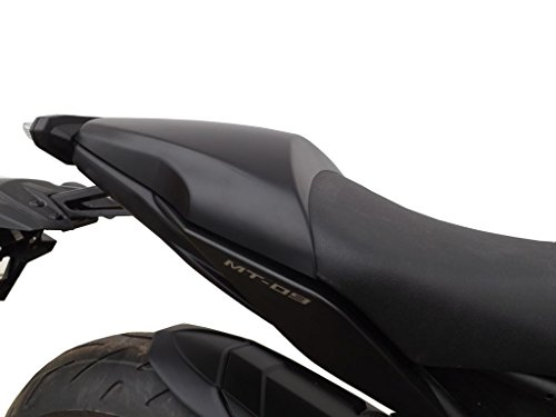 Black Solo Seat Cowl - Yamaha MT09 / FZ09 (13-16) Solo Seat Cowl: Black 12411A