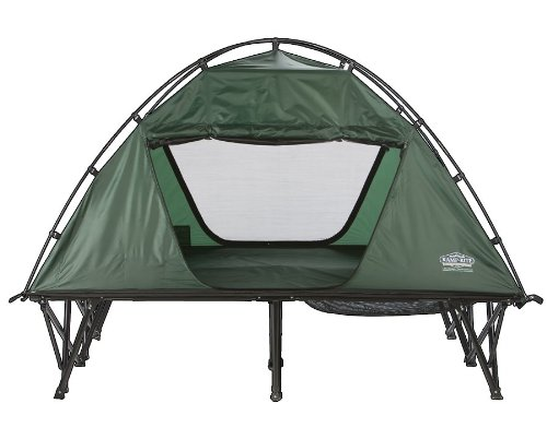 Kamp-Rite Compact Double Tent Cot, 45x12x12-Inch, Outdoor Stuffs