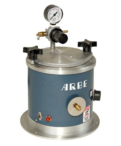 Mini Wax Injector Arbe Machine Size 1 1/3 Quart Tank Jewelry 110v For ()