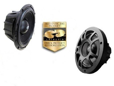 "6.5"" HD-6MO CDT Audio Heavy Duty All Environment Woofer Pair"