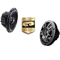 6.5 HD-6MO CDT Audio Heavy Duty All Environment Woofer Pair