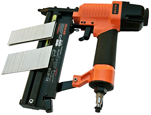 8 Gauge 2 in 1 Air Brad Nailer and Stapler (Air Brad Nailer)