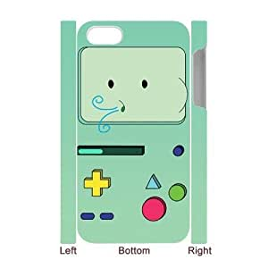 Beemo Adventure Time DIY 3D Cover Case for Iphone 4,4S,personalized phone case ygtg589564 by icecream design