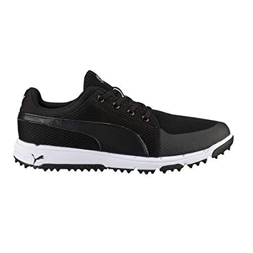 PUMA Mens Grip Sport Tech Golf Shoes (11, ()