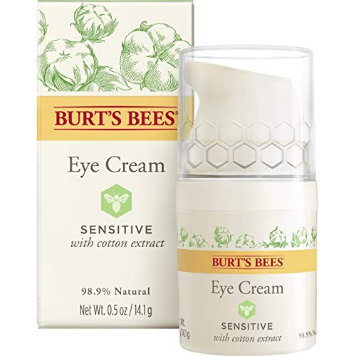 Burt's Bees Eye Cream for Sensitive Skin, 0.5 Ounces