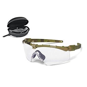 8c3ef32c571 Oakley SI Ballistic M Frame 3.0 Glasses Array Multicam   Grey   Clear  OO9146-24