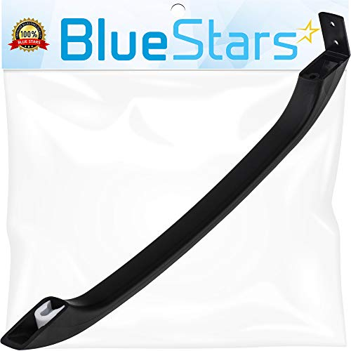 Ultra Durable 218428121 Refrigerator Door Handle Replacement Part by Blue Stars - Exact Fit For Frigidaire Refrigerators - Replaces 218428107 AP2114546