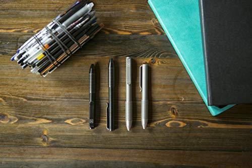 BIG IDEA DESIGN Ti Pocket Pro : The Auto Adjusting EDC Pen (Antique Black) by BIG IDEA DESIGN (Image #4)