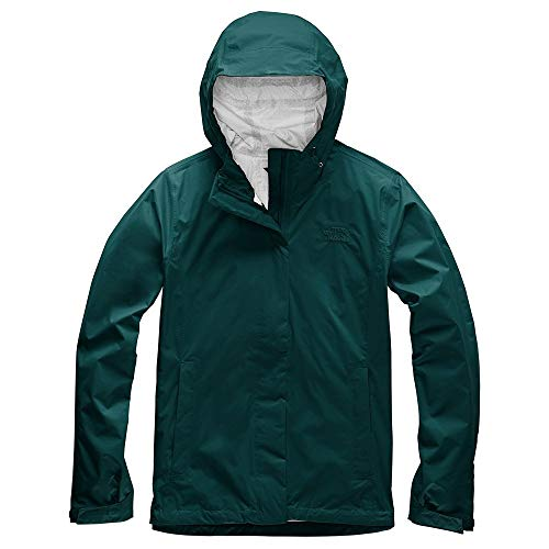 The North Face Women's Venture 2 Jacket, Ponderosa Green, XL