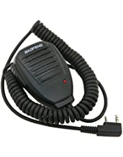 BAOFENG Originele hand UV-5R luidsprekermicrofoon voor dual band radio