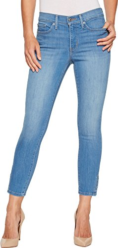 Levi's Women's 311 Snap Ankle Skinny Jeans, Oh Snap, 27 (US 4)