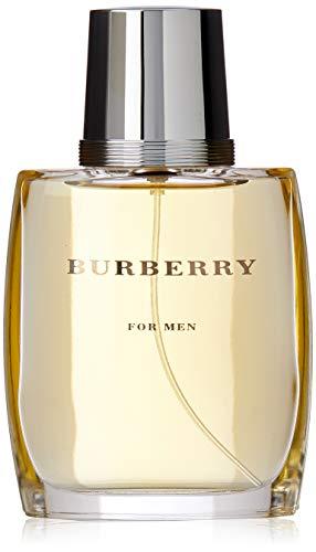 Burberry Men's Classic Eau de Toilette, 3.4 Fl Oz (Men Cologne Burberry Touch)
