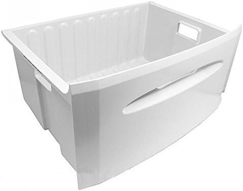 Hotpoint cesta con caja de plástico para nevera y congelador ...