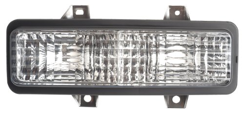 Eagle Eyes GM076-U000L Chevrolet/GMC Driver Side Park Lamp (Chevy Van G20 Head Lamp compare prices)