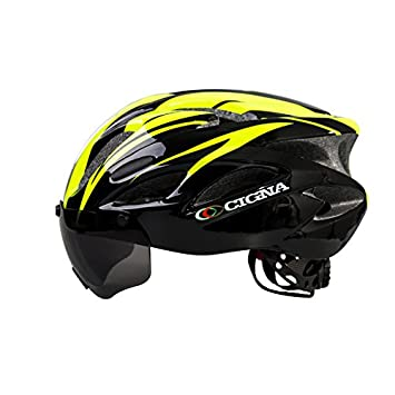 264g de peso ultra ligero - Eco-Friendly super ligero casco integral de la bici