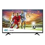 "Hisense Televisor LED 50"" Smart TV Ultra HD 4K 50H6E con WI-FI Integrado (Certified Refurbished/Reacondicionado)"