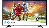 Hisense Televisor LED 50' Smart TV Ultra HD 4K 50H6E con WI-FI Integrado (Certified Refurbished/Reacondicionado)