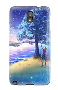 Hot XwWNvNe731KteiF The Meteor Shower Tpu Case Cover Compatible With Galaxy Note 3