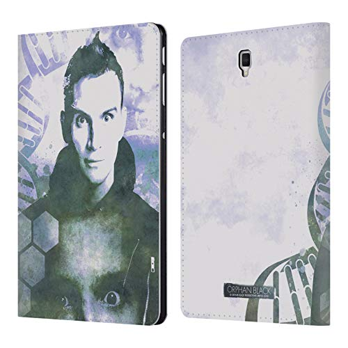 Official Orphan Black Rudy Characters Leather Book Wallet Case Cover for Samsung Galaxy Tab S4 10.5 (2018) ()