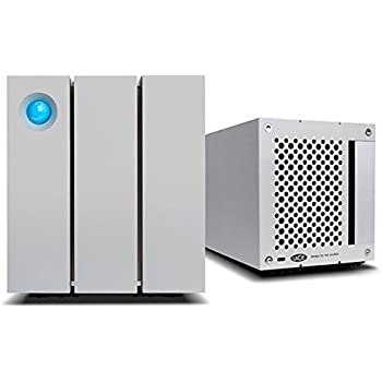 Amazon com: LaCie 2Big RAID 12TB Thunderbolt 2 7200RPM