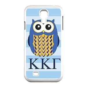 Samsung Galaxy S4 9500 Cell Phone Case White Kappa Kappa Gamma Owl LSO7856281