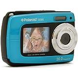 Polaroid IS085-BLU-COP 16 Digital Camera with 2.7-Inch LCD (Blue)