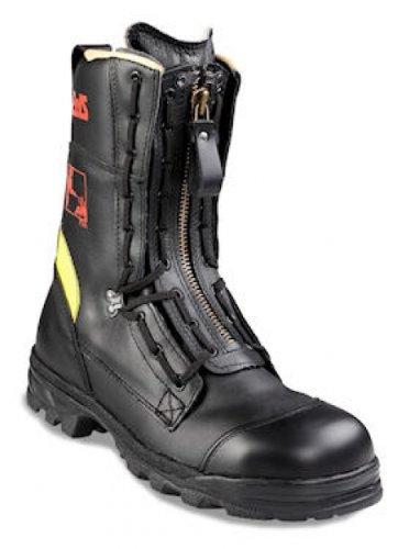 EWS-Feuerwehrstiefel PROFI EXCLUSIV - Schnürstiefel - Feuerwehr - Stiefel 9205-1 Schuhgröße: 46