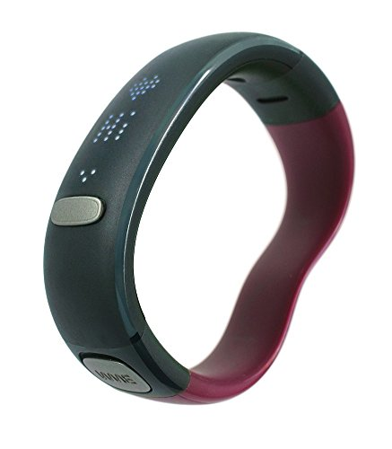 Phyode W/Me-red Wellness Tracker, Red