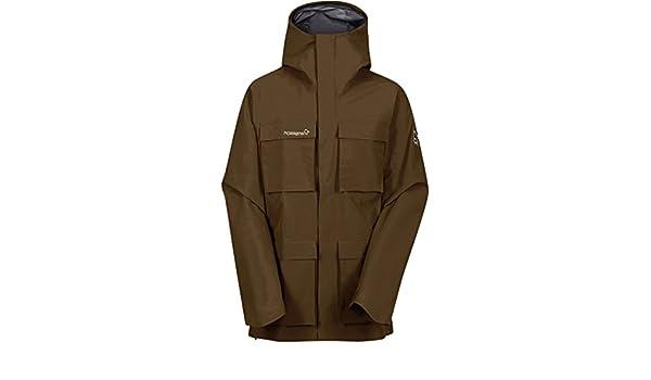 c36e1aa2a Norrona Svalbard Gore-Tex Jacket - Men's Brown Sugar, S at Amazon ...