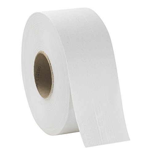 Jr Jumbo Roll Tissue (Georgia-Pacific Acclaim 13718 White 1-Ply Jumbo Jr. Bathroom Tissue, 2000' Length x 3.5