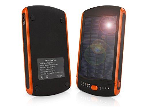 Casewarehouse 23000mAh Multi Voltage Universal Solar
