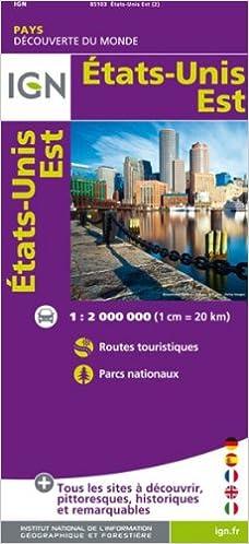 Livres 85103 ETATS-UNIS EST  1/2M pdf, epub