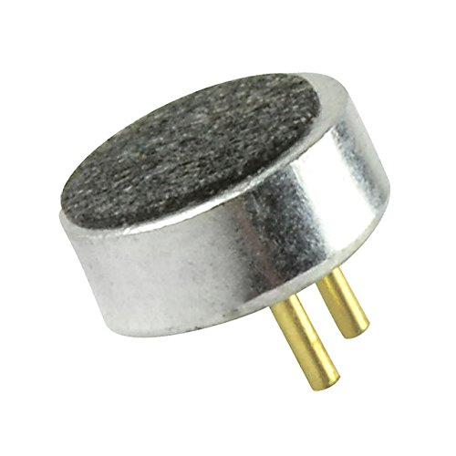 CUI Inc MIC COND ANALOG OMNI 40DB 8MM CMC-4015-40P Microphones