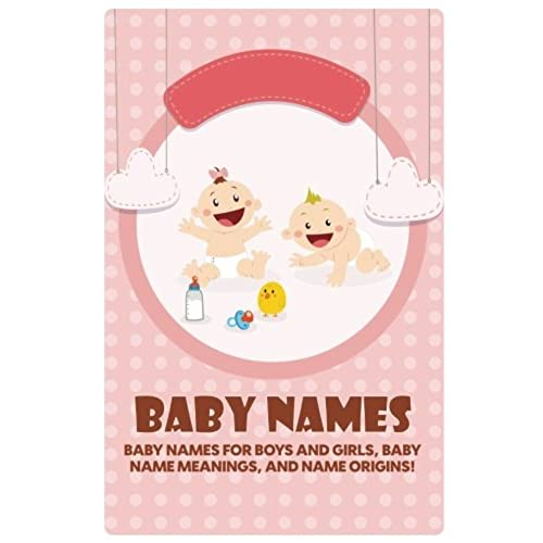 Baby Names For Boys And Girls Name Meanings Origins