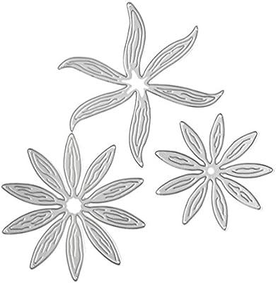 pulison (TM) moda Hot-sale hojas nueva molde de corte de metal muere Plantillas para DIY Scrapbooking card-making álbum de repujado papel hecho a mano Craft