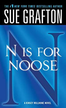"""N"" is for Noose 1250005272 Book Cover"