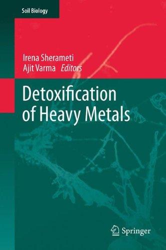 Detoxification of Heavy Metals (Soil Biology)