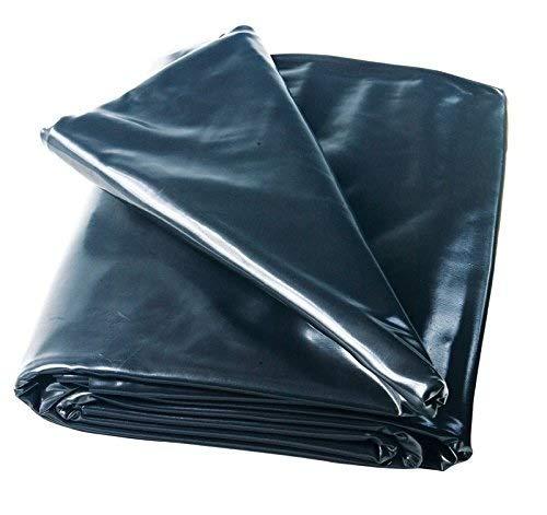 HEISSNER TF177-00 PVC pond liner, 0.5 mm, 5x6m, 30 sqm, black
