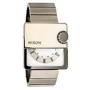 Nixon Murf Watch - Men's White/White, One Size