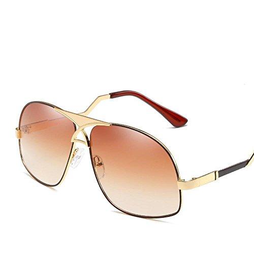 sol de la gafas de de sol gafas libre con Tendencia E de de al los aire la shing metal gafas de personalidad hombres sol de de conducción Aoligei 50SwTqxEw